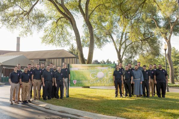 Golfing for Seminarians