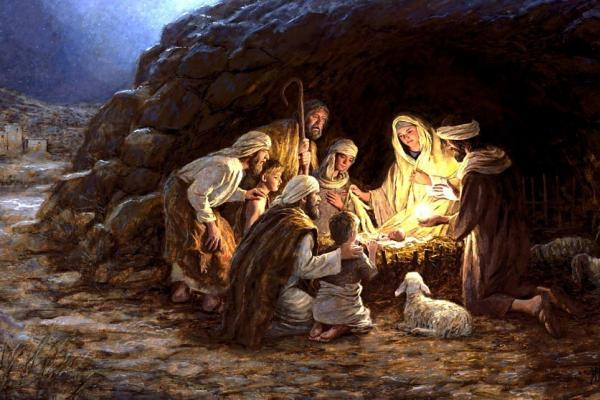 Merry Christmas from Sacred Heart