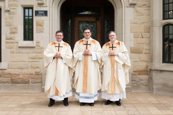 Pentecost Vigil Welcomes Three New Priests to the Archdiocese of Detroit