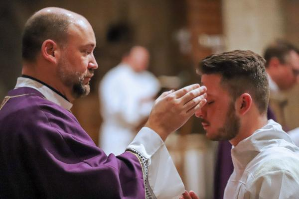 New seminary rector Fr. Burr: 'I love Sacred Heart and its mission'