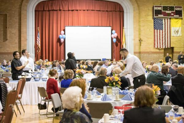 Ninth Annual Dinner for Life