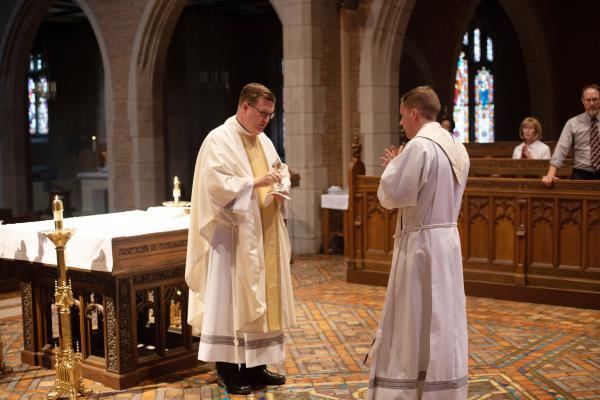 Sacred Heart Celebrates the Feast Day of Solanus Casey