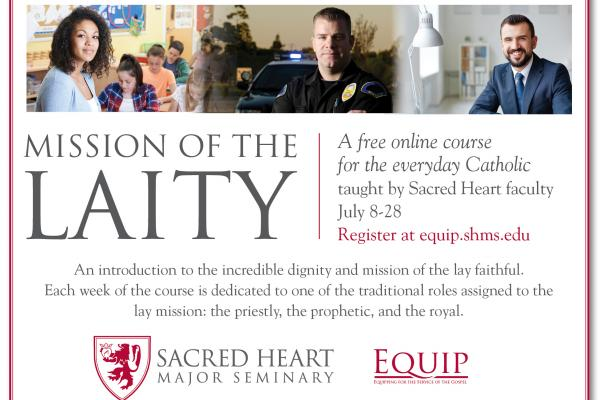 Free Online Course Presented by Sacred Heart Faculty