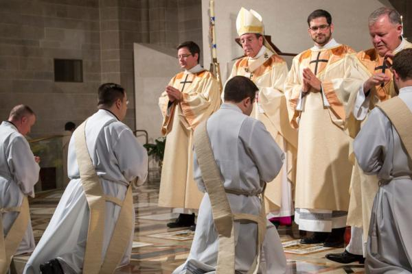 New Priests for the Vineyard