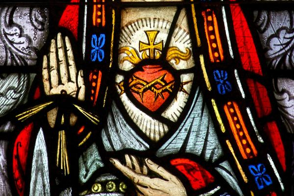 Spreading the Fire of Love through the Sacred Heart of Jesus