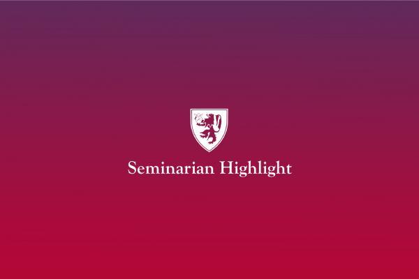 Seminarian Highlight: Br. Xavier Kozlowski, FHS