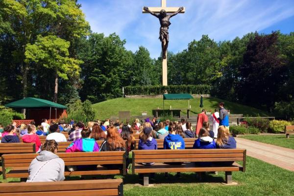 Seminarians Grow in Fraternity as They Continue Camp Sancta Maria Legacy